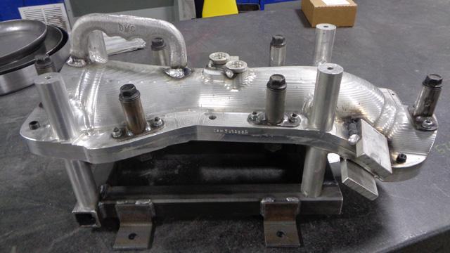 CNC Aluminum Molds