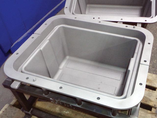 Fabricated Molds