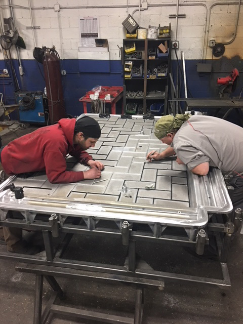Cast Aluminum Molds
