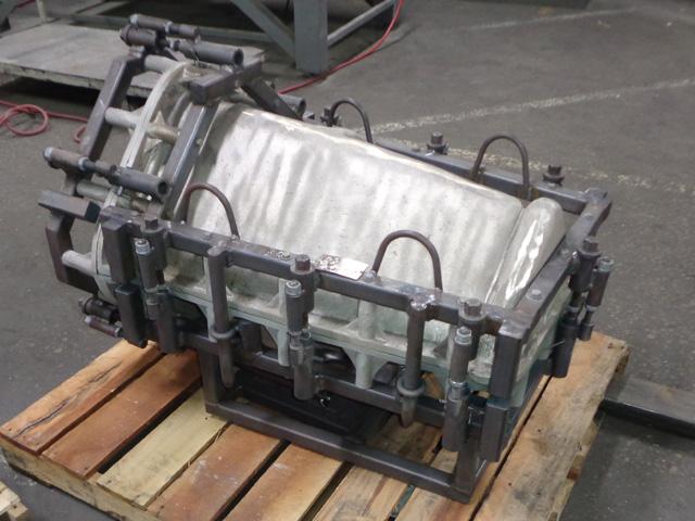Rotational Molding Frame