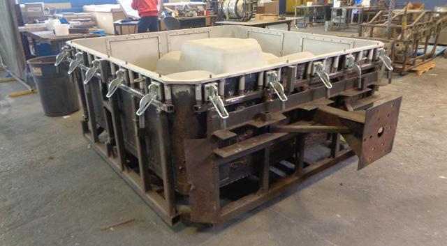 Mold Repair & Revisions
