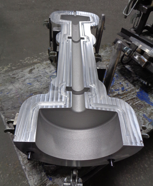CNC Aluminum Molds - Diversified Mold & Castings